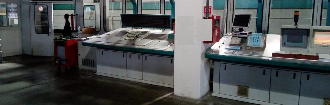 MAN Lithoman IV 48pp Long Grain Heatset Web Offset Press